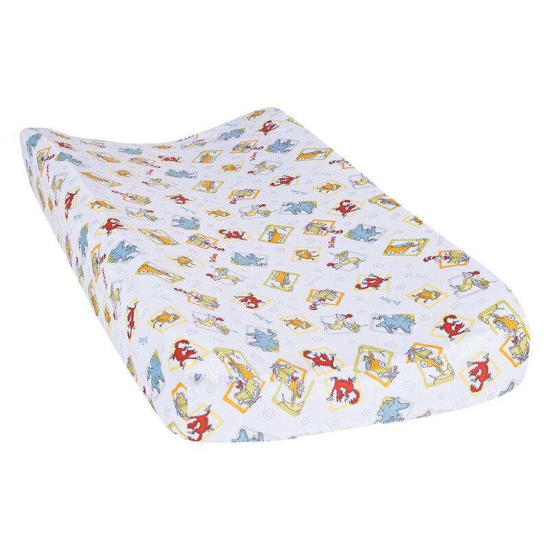 Trend Lab Dr Seuss Friends 5 Piece Crib Bedding Set 30016