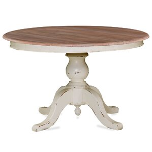 Provence Farmhouse Pedestal Dining Table