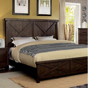 Gracie Oaks Ashly Panel Bed