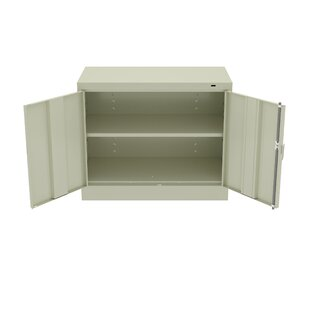 Standard 2 Door Credenza by Tennsco Corp.