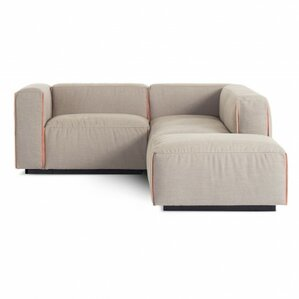 Cleon Two-Seat Unarmed Loveseat by Blu Dot