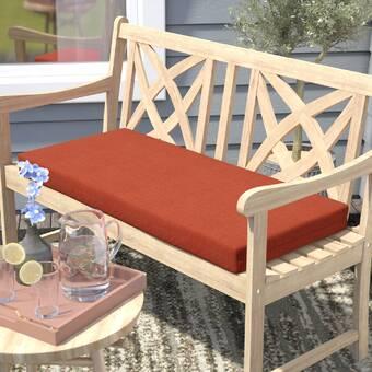Arlmont Co Pina Fadesafe Seat Cushion Reviews Wayfair