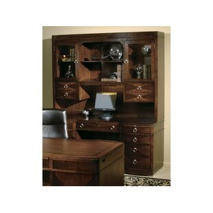 Hekman Presidential Lighted China Cabinet