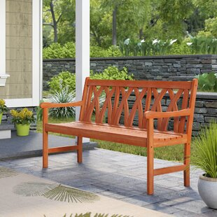 Monterry Eco-friendly Outdoor Hardwood Garden Bench