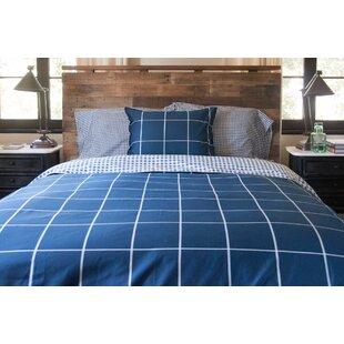 Vennie Cotton 3 Piece Reversible Comforter Set by Longshore Tides
