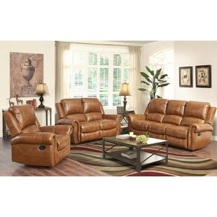Bitter Root Reclining Configurable Living Room Set by Darby Home Co