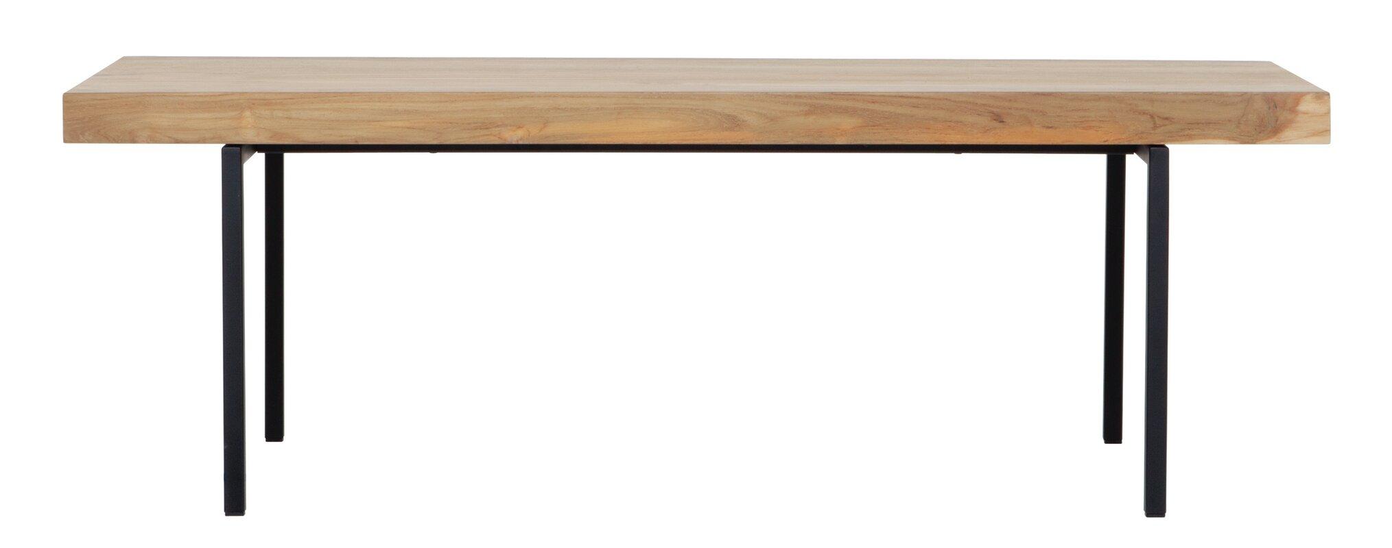 Reclaimed teak coffee table reviews allmodern reclaimed teak coffee table geotapseo Image collections