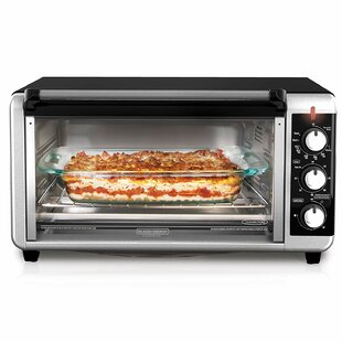 Decker Stainless Steel Convection Toaster Oven