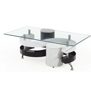 Rozella 3 Piece Coffee Table Set