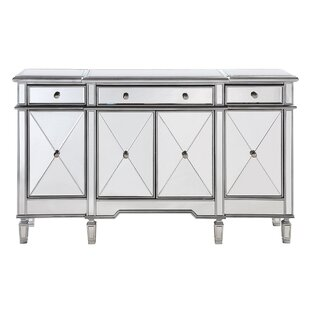 Loïc 4 Door Accent Cabinet by Willa Arlo Interiors
