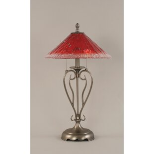 Wrought iron table lamps wayfair save to idea board mozeypictures Gallery