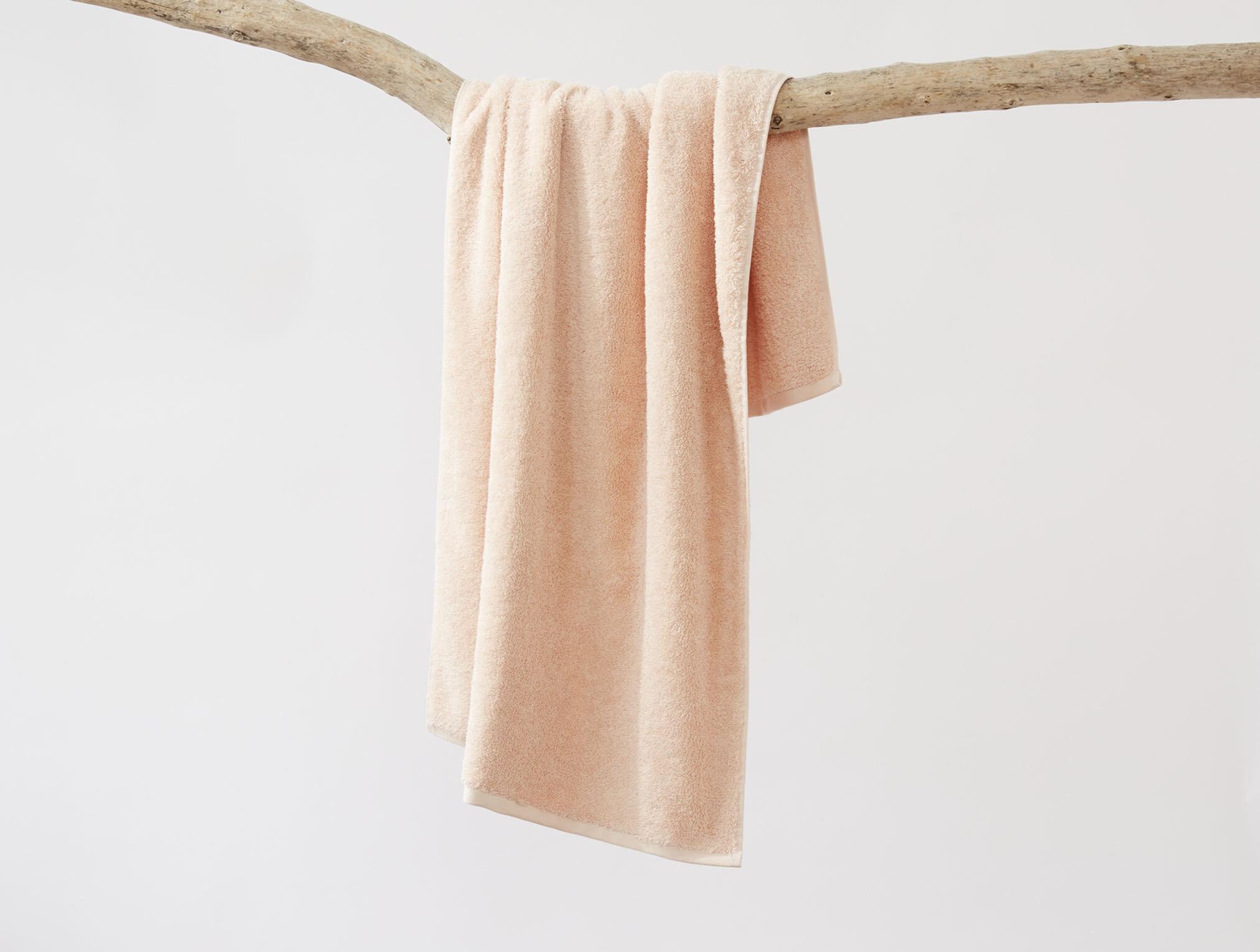 Cloud Loom Natural Organic Bath Towel