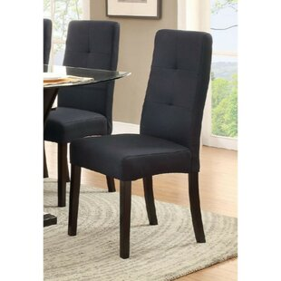 Garbutt Poplar Wood Upholstered Dining Ch..