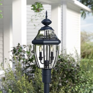 Dashner 2-Light Lantern Head b..
