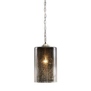 Trisha Yearwood Home Collection New Frontier 1-Light Cylinder Pendant
