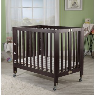 Compare & Buy Roxy Folding Portable Crib with Mattress ByOrbelle Trading