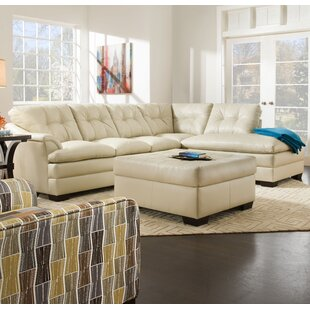 Fresh Conlin Sectional Red Barrel Studio