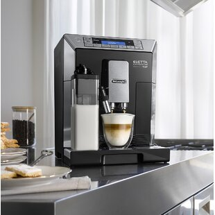 Eletta Super-Automatic Espresso Machine by DeLonghi Wonderful