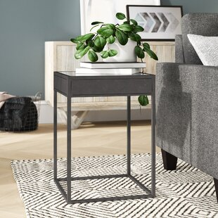 Goodson End Table by Ivy Bronx