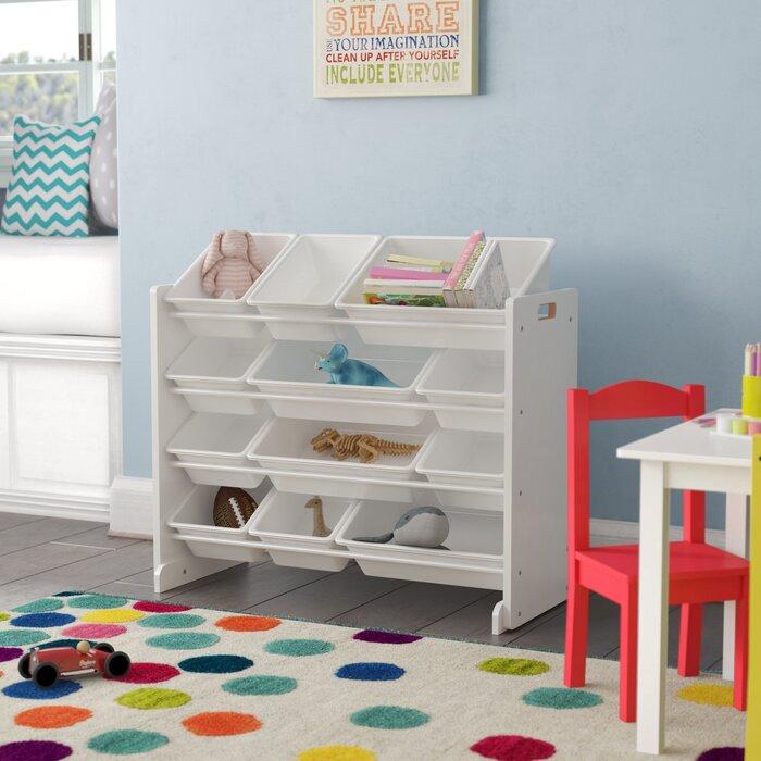 Everton Kids Storage Toy Organizer