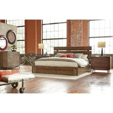 Gullickson Platform Customizable Bedroom Set by Brayden Studio