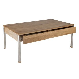 Ernst Coffee Table With Storage By Ebern Designs
