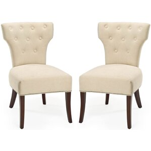 Fulton Side Chair (Set of 2) by Safavieh