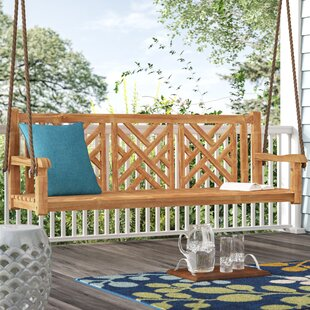 Amdt Teak Porch Swing