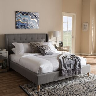 Wiltshire Upholstered Platform Bed