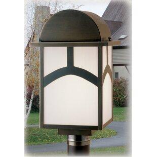 Meyda Tiffany Mission Hill Top Lantern Head