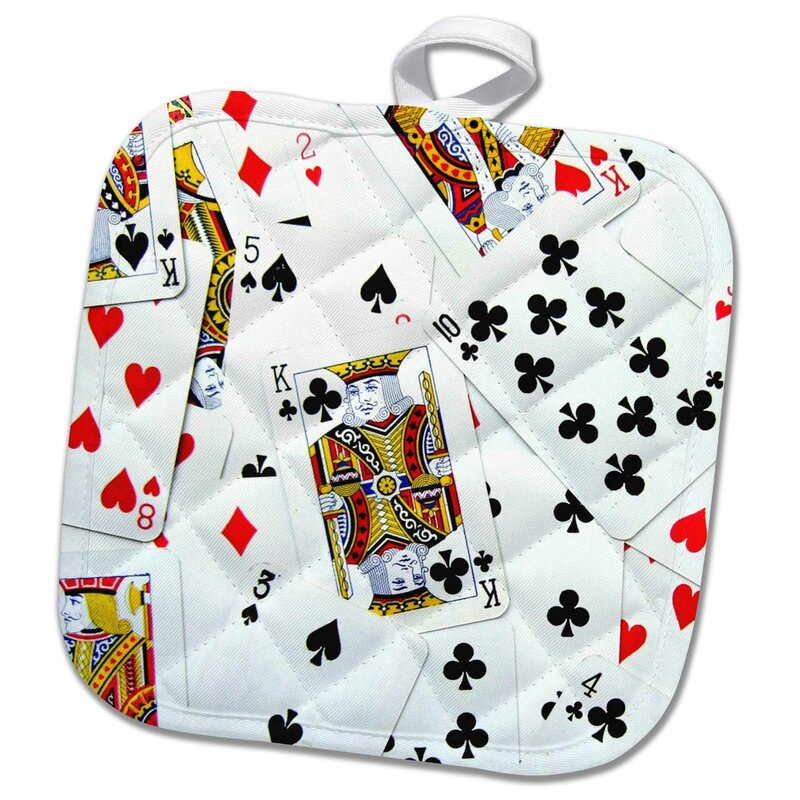 Playing Card Potholders