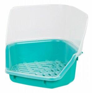 rabbit litter pan