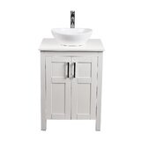 Gratia 24 Single Bathroom Vanity Set by Ebern Designs