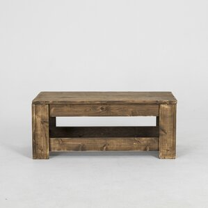 Lamoreaux Rustic Knotty Coffee Table b..