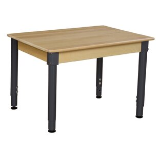 Hardwood Birch Tables Square Activity Table by Wood Designs