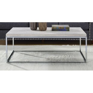 Purchase Canvey Coffee Table by Orren Ellis Reviews (2019) & Buyer's Guide
