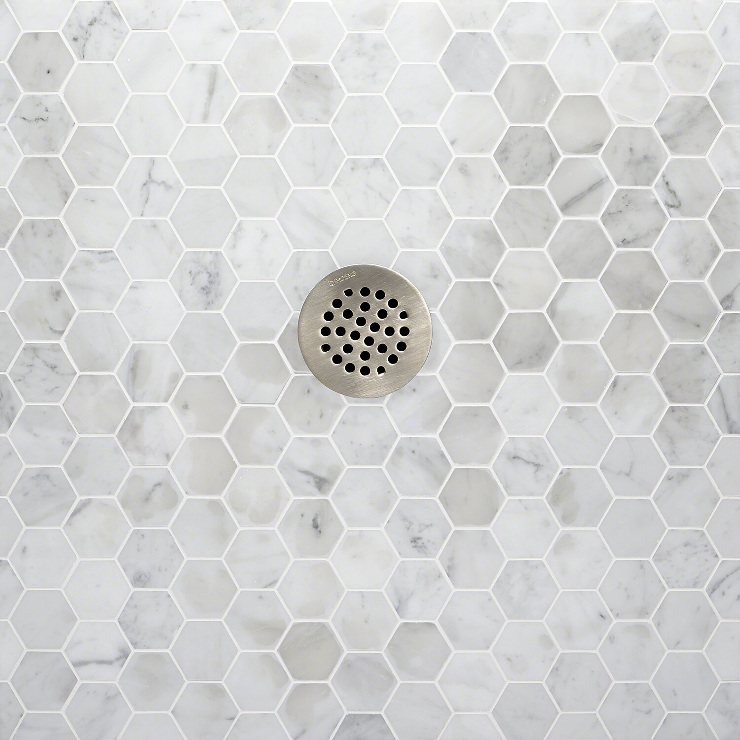 Ivy Hill Tile Hexagon 2 X Marble