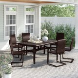 Cerralvo 7 Piece Dining Set