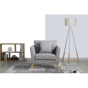 Greenlee Armchair by George Oliver