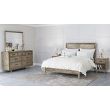 Clinkscales Platform 5 Piece Bedroom Set by Loon Peak®