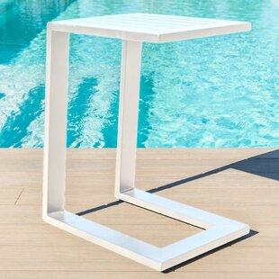 Review Birgitta Aluminium Side Table