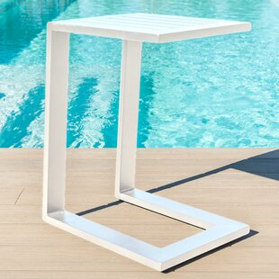 Birgitta Aluminium Side Table By Sol 72 Outdoor