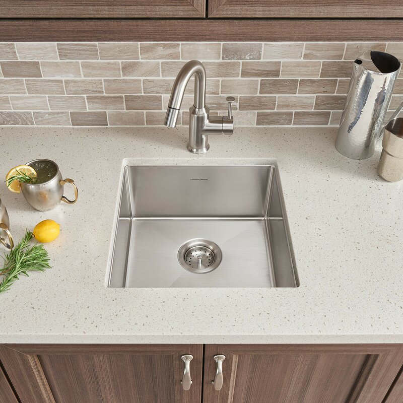 W Undermount Kitchen Sink