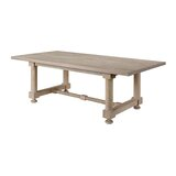 Barrister Dining Table by Coast to Coast Accents