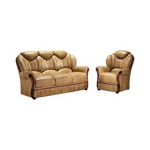 Kipling 2 Piece Sofa Set By Ophelia & Co.