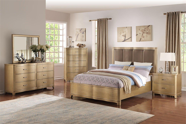 Mercer41 Bradwell Low Profile Standard Bed Wayfair