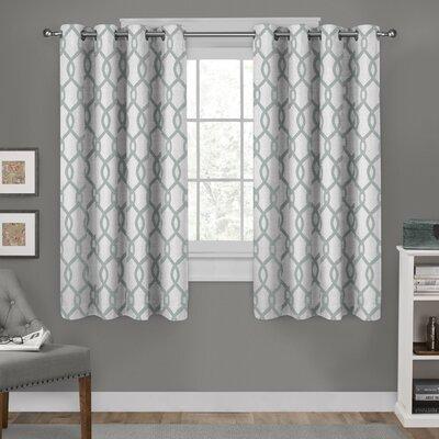 Modern Green Curtains Drapes Allmodern