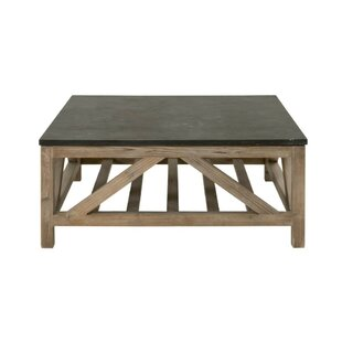 Looking for Leo Slatted Wooden Coffee Table by Foundry Select