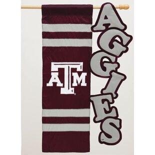 NCAA Vertical Flag ByTeam Sports America