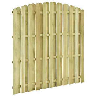 Review Hartlepool Hit And Miss 6 X 6 (0.018m X 0.017m) Fence Panel